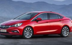 Opel Astra 4 vrata (sedan)