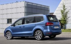 Volkswagen Sharan 7 seat automatic