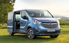Opel Vivaro 8+1